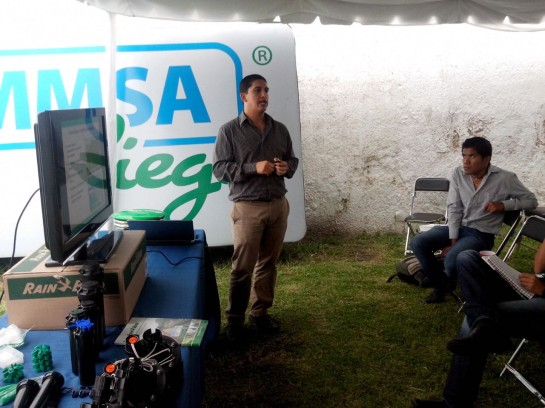 EMMSA Riego Guadalajara
